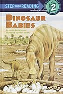 Book Dinosaur Babies by Lucille Recht Penner