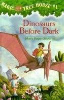 Book Dinosaurs Before Dark by Mary Pope Osborne