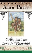 Book Ah, But Your Land Is Beautiful by Alan Paton