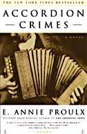 Book Accordion Crimes by Annie Proulx