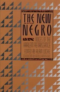 Book The New Negro by Alain Locke