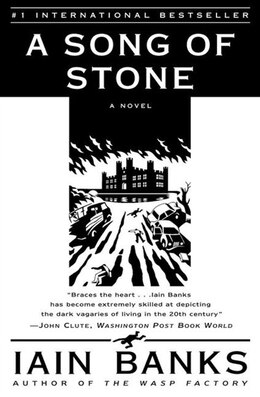 Book A Song of Stone by Iain M. Banks