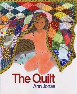 Book The Quilt by Ann Jonas