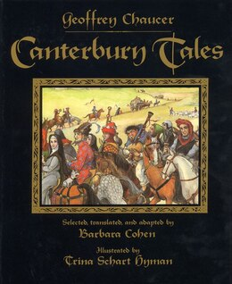 Book Canterbury Tales by Barbara Cohen