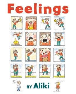 Book Feelings by Aliki
