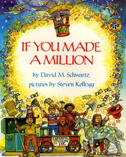 Book If You Made A Million by David M. Schwartz