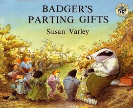 Book Badger's Parting Gifts by Susan Varley