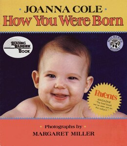 Book How You Were Born by Joanna Cole