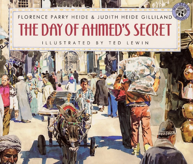 Day Of Ahmed's Secret by Florence H. Parry