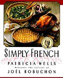 Book Simply French by Patricia Wells