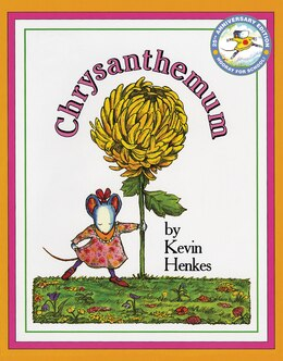 Book Chrysanthemum by Kevin Henkes