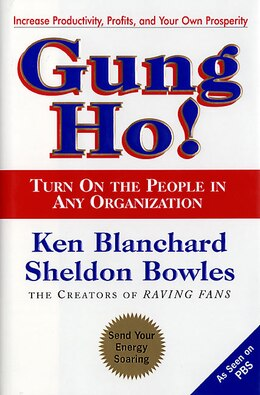 Book Gung Ho! by Ken Blanchard