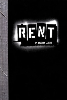Book Rent by Jonathan Larson