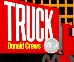 Book Truck by Donald Crews