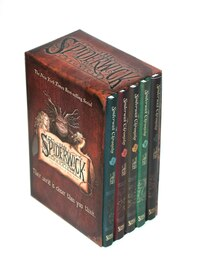 The Spiderwick Chronicles (Boxed Set): The Field Guide; The Seeing Stone; Lucinda's Secret; The…