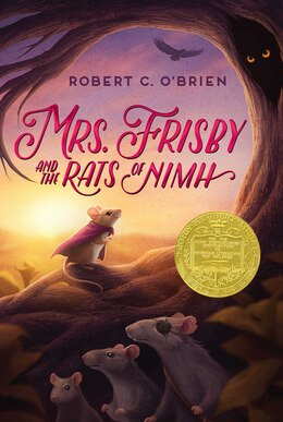 Book Mrs. Frisby And The Rats Of Nimh by Robert C. O'Brien