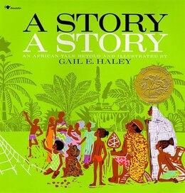 Book A Story, a Story by Gail E. Haley