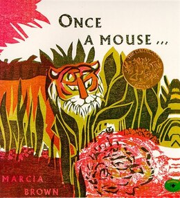 Book Once A Mouse... by Marcia Brown