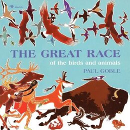 Book The Great Race by Paul Goble