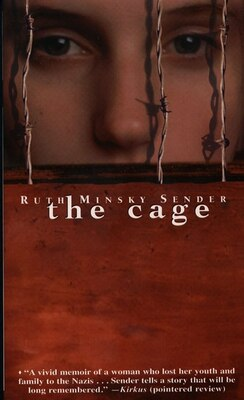 Book The Cage by Ruth Minsky Sender