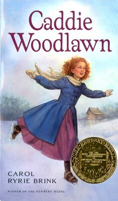 Book Caddie Woodlawn by Carol Ryrie Brink