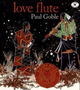 Book Love Flute by Paul Goble