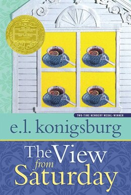 Book The View from Saturday by E.l. Konigsburg