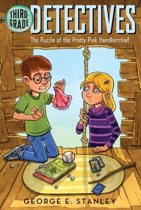 The Puzzle of the Pretty Pink Handkerchief: Ready-for-Chapters