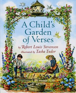 Book A Child's Garden of Verses by Robert  Louis Stevenson