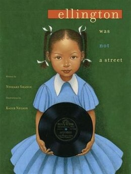 Book Ellington Was Not A Street by Ntozake Shange