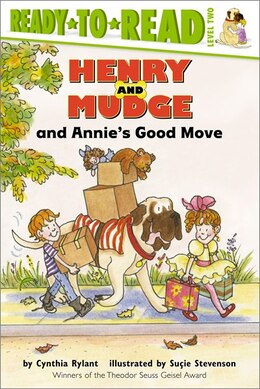 Book Henry and Mudge and Annie's Good Move by Cynthia Rylant