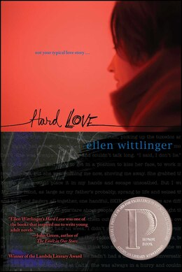 Book Hard Love by Ellen Wittlinger