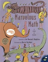 Marvelous Math: A Book of Poems