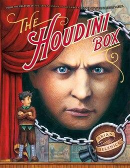 Book The Houdini Box by Brian Selznick