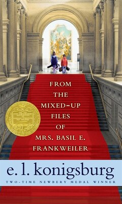 Book From the Mixed-Up Files of Mrs. Basil E. Frankweiler: 35th Anniversary Edition by E.l. Konigsburg