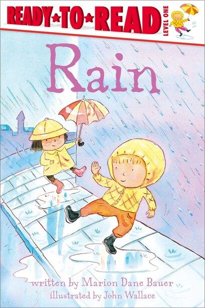 Rain by Marion  Dane Bauer