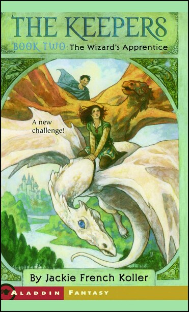The Wizard's Apprentice by Jackie French Koller