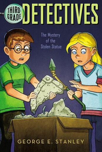 The Mystery Of The Stolen Statue by George E. Stanley