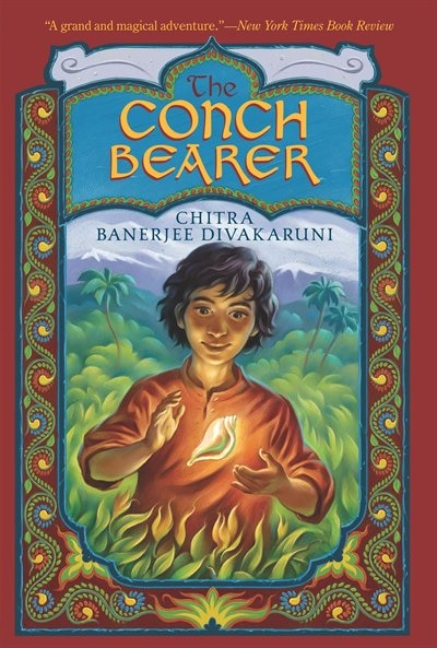 The Conch Bearer by Chitra  Banerjee Divakaruni