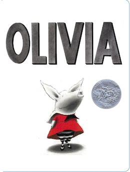 Book Olivia by Ian Falconer