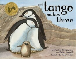 Book And Tango Makes Three by Justin Richardson