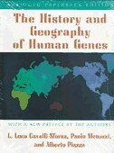 The History and Geography of Human Genes: Abridged paperback Edition by Luigi Luca Cavalli-Sforza