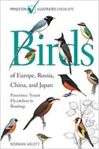 Birds of Europe, Russia, China, and Japan: Passerines: Tyrant Flycatchers to Buntings: Passerines…