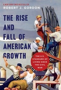 The Rise and Fall of American Growth: The U.S. Standard of Living since the Civil War de Robert J. Gordon