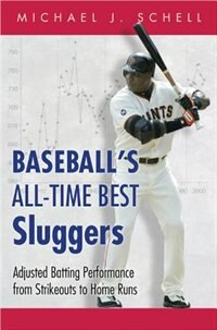Baseball's All-Time Best Sluggers: Adjusted Batting Performance from Strikeouts to Home Runs by Michael J. Schell