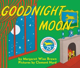 Book Goodnight Moon Board Book 60th Anniversary Edition by Margaret Wise Brown