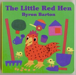 Book The Little Red Hen Board Book by Byron Barton
