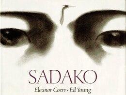 Book Sadako by Eleanor Coerr