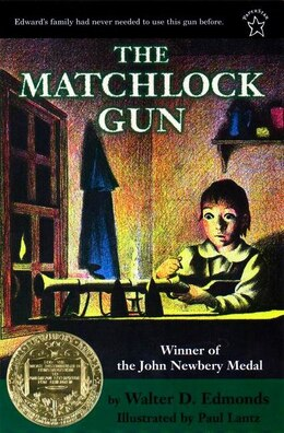 Book The Matchlock Gun by Walter D. Edmonds