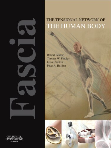 Fascia: The Tensional Network Of The Human Body: The Science And Clinical Applications In Manual And Moveme by Robert Schleip